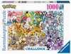 Puzzle 1000 p - Pokémon (Challenge Puzzle) Puzzle;Puzzle adulte - Ravensburger