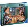 My Haven No.6, The Cosy Shed, 1000pc Puzzles;Adult Puzzles - Ravensburger