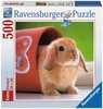 Dolce coniglietto Puzzle;Puzzle da Adulti - Ravensburger