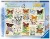 Butterfly Splendours, 1000pc Puzzles;Adult Puzzles - Ravensburger
