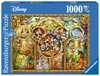 Puzzle 1000 p - Les plus beaux thèmes Disney Puzzle;Puzzle adulte - Ravensburger