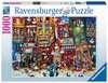 Když prase létá 1000 dílků 2D Puzzle;Puzzle pro dospělé - Ravensburger