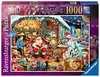 Let s Visit Santa! Limited Edition, 1000pc Puzzles;Adult Puzzles - Ravensburger