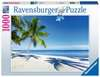 Beach Escape              1000p Puslespil;Puslespil for voksne - Ravensburger