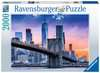 Skyline New York, 2000pc Puzzles;Adult Puzzles - Ravensburger