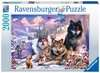 Winter Wolves Jigsaw Puzzles;Adult Puzzles - Ravensburger