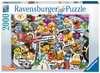 Gelini auf dem Oktoberfest Puzzle;Erwachsenenpuzzle - Ravensburger
