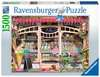 Ice Cream Shop, 1500pc Puzzles;Adult Puzzles - Ravensburger