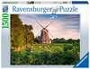 Windmühle an der Ostsee Puzzle;Erwachsenenpuzzle - Ravensburger