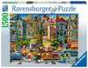 The Painted Ladies Jigsaw Puzzles;Adult Puzzles - Ravensburger