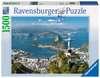 WIDOK NA RIO 1500 EL Puzzle;Puzzle dla dorosłych - Ravensburger