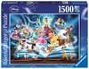 Disney Storybook, 1500pc Puzzles;Adult Puzzles - Ravensburger