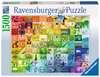 99 Beautiful Colours, 1500pc Puzzles;Adult Puzzles - Ravensburger