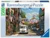 Puzzle 1500 p - Sud de la France idyllique Puzzle;Puzzle adulte - Ravensburger
