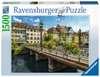 Zomers Straatsburg Puzzels;Puzzels voor volwassenen - Ravensburger