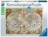 Puzzle 1500 p - Mappemonde 1594 Puzzle;Puzzle adulte - Ravensburger