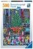 Rockefeller Christmas     500p Puslespil;Puslespil for voksne - Ravensburger
