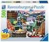 Puzzles;Puzzles pour adultes - Ravensburger