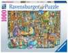 Midnight at the Library Jigsaw Puzzles;Adult Puzzles - Ravensburger