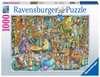 Une nuit à la bibliothèque Puzzles;Puzzles pour adultes - Ravensburger