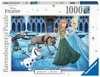 Puzzle 1000 p - La Reine des Neiges (Collection Disney) Puzzle;Puzzle adulte - Ravensburger