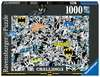 Batman challenge            1000p Puslespil;Puslespil for voksne - Ravensburger
