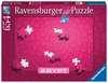 Krypt Pink                654p Puslespil;Puslespil for voksne - Ravensburger