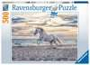 Evening Gallop, 500pc Puslespil;Puslespil for voksne - Ravensburger