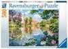 Märchenhaftes Schloss Muskau Puzzle;Erwachsenenpuzzle - Ravensburger