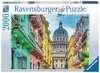 Colourful Cuba, 2000pc Puzzles;Adult Puzzles - Ravensburger