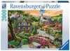 Enchanted Valley Puslespil;Puslespil for voksne - Ravensburger