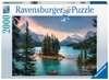 "Spirit Island"" Canada Puzzle;Erwachsenenpuzzle - Ravensburger"