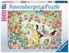 Kattenvriendschap Puzzels;Puzzels voor volwassenen - Ravensburger