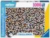 Puzzle 1000 p - Mickey Mouse (Challenge Puzzle) Puzzle;Puzzle adulte - Ravensburger