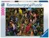 Schitterende vogels Puzzels;Puzzels voor volwassenen - Ravensburger
