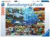 Leven onder water / Vie sous-marine Puzzle;Puzzles adultes - Ravensburger