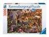 Afrikaanse dierenwereld Puzzels;Puzzels voor volwassenen - Ravensburger