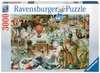 OCEANIA-3000 EL. Puzzle;Puzzle dla dorosłych - Ravensburger