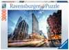 Flat Iron Building, New York, 3000pc Puzzles;Adult Puzzles - Ravensburger