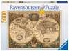 Puzzle 5000 p - Mappemonde antique Puzzle;Puzzle adulte - Ravensburger