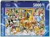 Puzzle 5000 p - Mickey l artiste Puzzle;Puzzle adulte - Ravensburger