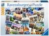 New York, 5000pc Puzzles;Adult Puzzles - Ravensburger