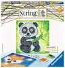 String it Midi: Panda & Fox Hobby;Creatief - Ravensburger