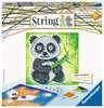 String it Midi: Panda & Fox Malen und Basteln;Bastelsets - Ravensburger