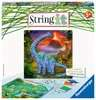 String it Midi: Dinosaurs Hobby;Creatief - Ravensburger