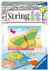 String it Mini: Butterflies Hobby;Creatief - Ravensburger