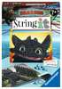 String it Mini: DreamWorks: Dragons Malen und Basteln;Bastelsets - Ravensburger