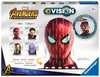4S Vision Spider-Man/Iron Man Puzzles;Children s Puzzles - Ravensburger