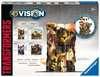 4S Vision Transformers Malen und Basteln;Bastelsets - Ravensburger