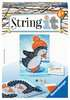 String It mini: Pingouin Loisirs créatifs;Création d objets - Ravensburger